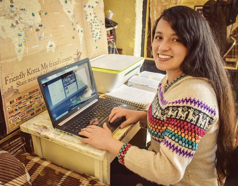 Estudiante Prepanet del Tec de Monterrey